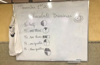 Chocolate Brownies - Professora Gardênia